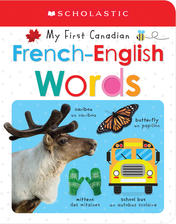 French-English Words (My First Canadian)