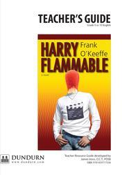Harry Flammable Teachers' Guide