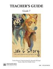 Jak's Story Teachers' Guide