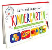 Let's Get Ready for Kindergarten DLX version