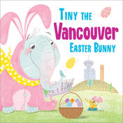 Tiny the Vancouver Easter Bunny