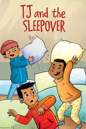 TJ and the Sleepover