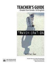 Transmigration Teachers' Guide