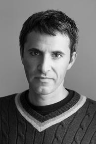 Author Photo Tristan Hughes