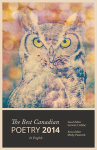 Best Canadian Poetry 2014
