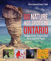 Book Cover 100 Nature Hot Spots in Ontario