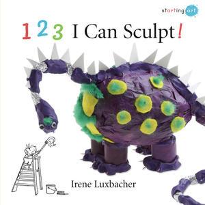 Book Cover 123 I Can Sculpt