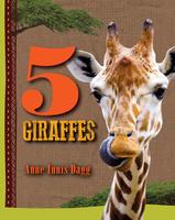 Book Cover 5 Giraffes