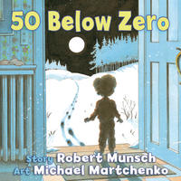 Book Cover 50 Below Zero