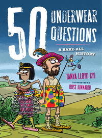 Book Cover 50 QUestions About Underwear