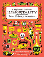Book Cover A Beginners Guide to Immortality