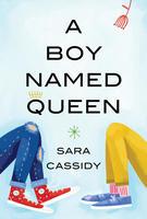 Book Cover A Boy Named Queen