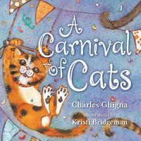 Book Cover a Carnival of Cats