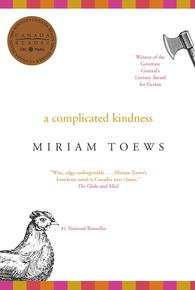 Book Cover A Complicated Kindness