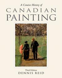 Book Cover A Concise History of Canadian Painting