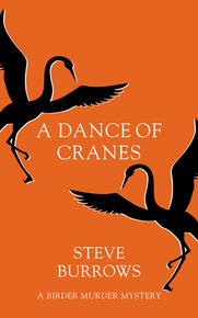 Book Cover A Dance of Cranes