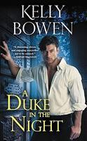 Book Cover A Duke in the Night
