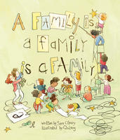 Book Cover A Family is a Family