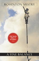 Book Cover A Fine Balance