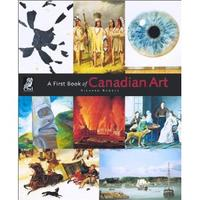 Book Cover A First Book of Canadian Art