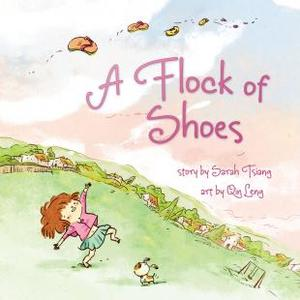 Book Cover A Flock of Shoes
