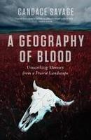 Book Cover A Geography of Blood