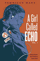 Book Cover A Girl Called Echo