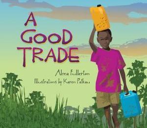 Book Cover A Good Trade