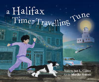 Book Cover A Halifax Time Travelling Tune