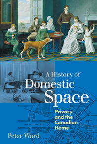 Book Cover A History of Domestic Space