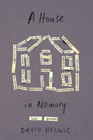 Book Cover A House in Memory