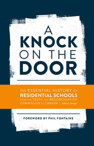 Book Cover A Knock on the Door