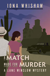Book Cover A Match Made for Murder
