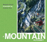 Book Cover A Mountain Alphabet