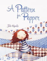 Book Cover a Pattern for Pepper