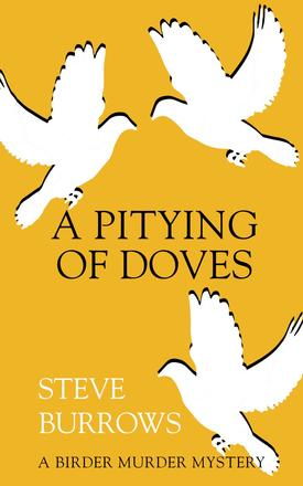 Book Cover A Pitying of Doves