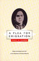 Book Cover A Plea for Emigration
