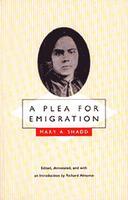 Book Cover A Plea for Emigration