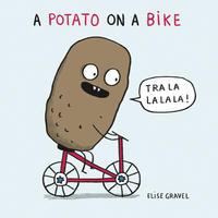 Book Cover A Potato on a Bike