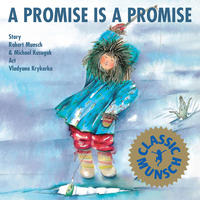 Book Cover A Promise is a Promise