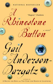 Book Cover A Rhinestone Button