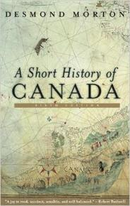 Book Cover A Short History of Canada