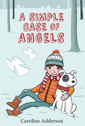 Book Cover A Simple Case of Angels