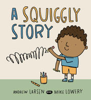 Book Cover A Squiggly Story
