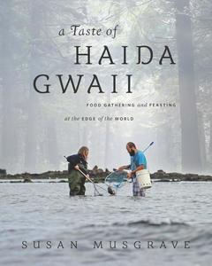Book Cover A Taste of Haida Gwaii