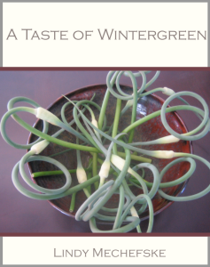 Book Cover A Taste of Wintergreen