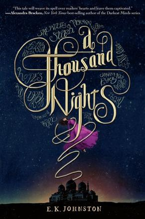 Book Cover A Thousand Nights