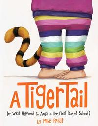 Book Cover A Tiger Tail