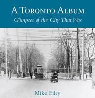 Book Cover A Toronto Album