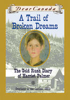 Book Cover A Trail of Broken Dreams